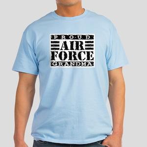 Proud Air Force Grandma Light T-Shirt