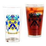 Goldfine Drinking Glass