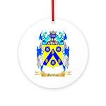 Goldfine Ornament (Round)