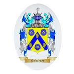 Goldfeder Ornament (Oval)