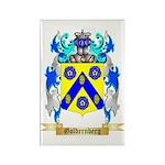 Goldernberg Rectangle Magnet (100 pack)