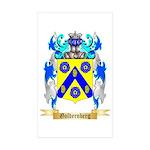 Goldernberg Sticker (Rectangle 50 pk)