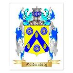 Goldernberg Small Poster
