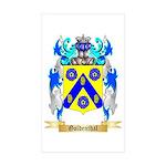 Goldenthal Sticker (Rectangle 10 pk)