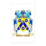 Goldenthal Sticker (Rectangle 50 pk)