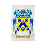 Goldenrot Rectangle Magnet (100 pack)