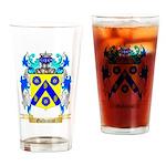 Goldenrot Drinking Glass