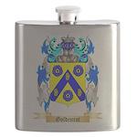 Goldenrot Flask