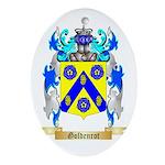 Goldenrot Ornament (Oval)