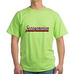 Sexagenarian Green T-Shirt