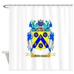 Goldenhorn Shower Curtain