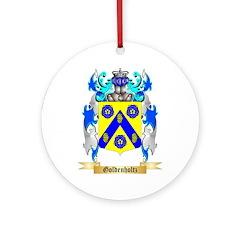 Goldenholtz Ornament (Round)