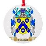 Goldenfarb Round Ornament
