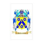 Goldenfarb Sticker (Rectangle)