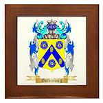 Goldenberg Framed Tile
