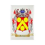 Golden Rectangle Magnet (100 pack)