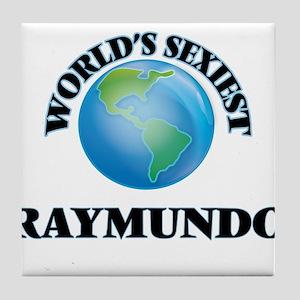 World's Sexiest Raymundo Tile Coaster