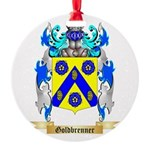 Goldbrenner Round Ornament