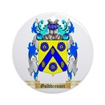 Goldbrenner Ornament (Round)
