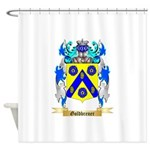 Goldbrener Shower Curtain