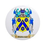 Goldbrener Ornament (Round)