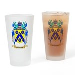 Goldbloom Drinking Glass