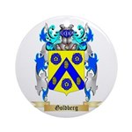 Goldberg Ornament (Round)