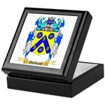 Goldband Keepsake Box