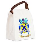 Goldband Canvas Lunch Bag