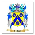 Goldbach Square Car Magnet 3