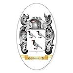 Goivannardi Sticker (Oval)