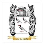 Goivanardi Square Car Magnet 3