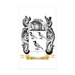 Goivanardi Sticker (Rectangle 50 pk)