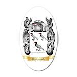 Goivanardi 20x12 Oval Wall Decal