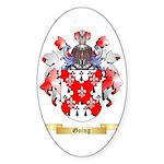 Going Sticker (Oval 50 pk)