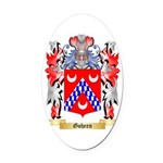 Goheen Oval Car Magnet