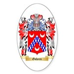 Goheen Sticker (Oval 50 pk)