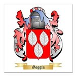 Goggin Square Car Magnet 3