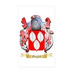Goggin Sticker (Rectangle 10 pk)