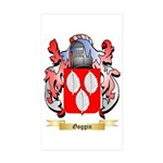 Goggin Sticker (Rectangle 50 pk)