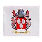 Goggin Throw Blanket
