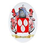 Goggin Ornament (Oval)