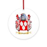 Goggin Ornament (Round)