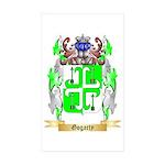 Gogarty Sticker (Rectangle 50 pk)