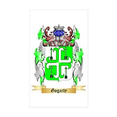Gogarty Sticker (Rectangle 50 pk)