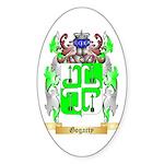 Gogarty Sticker (Oval)