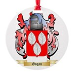 Gogan Round Ornament