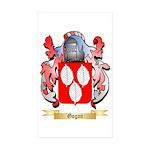 Gogan Sticker (Rectangle 50 pk)