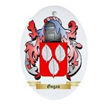 Gogan Ornament (Oval)