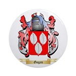 Gogan Ornament (Round)